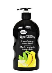 Banana liquid soap with aloe 650 ml