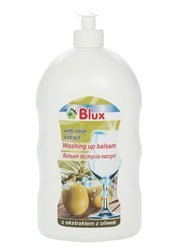 Dishwashing balm with olive extract 1L