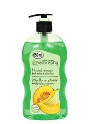 Liquid soap fresh melon with aloe 650 ml