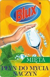 Mint with aloe dishwashing liquid, canister 5L