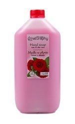 Rose liquid soap with aloe 5L