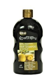 Shampoo for dry and normal hair with olive extract 650 ml