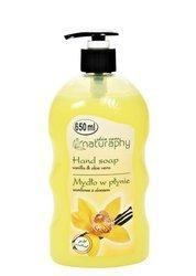 Vanilla liquid soap with aloe vera 650 ml