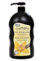 Vanilla shower soap with aloe vera 1L