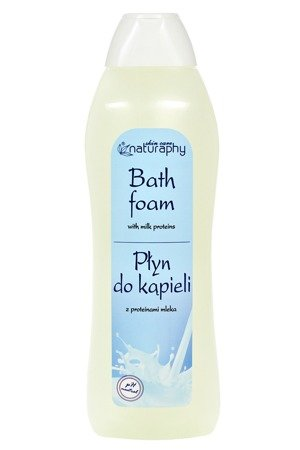 Bath lotion with milk proteins 1L
