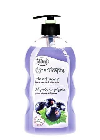 Currant liquid soap with aloe 650 ml