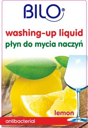 Dishwashing liquid with a lemon scent, canister 5L
