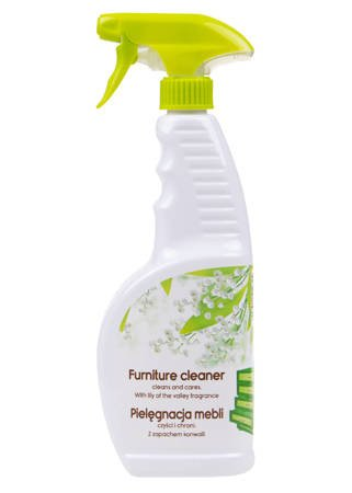 Emulsion for the care of wooden furniture 650 ml