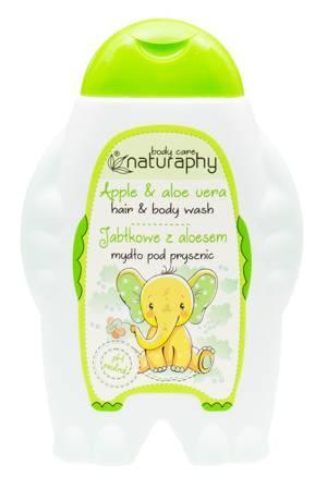 KIDS apple shower soap with aloe vera 300 ml