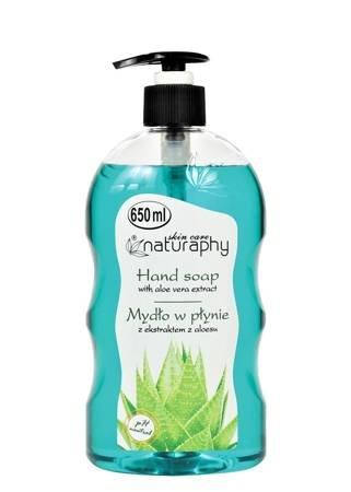 Liquid soap with aloe extract 650 ml