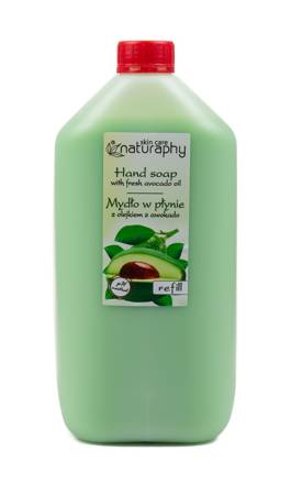 Liquid soap with avocado oil 5L