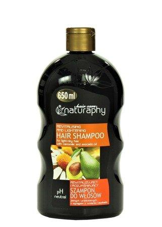 Revitalizing shampoo for light and dry hair 650 ml