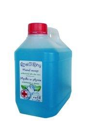 Mydło do rąk w płynie antybakteryjne z aloesem 2L