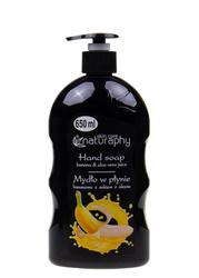Mydło do rąk w płynie bananowe z aloesem 650 ml