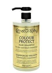Szampon do włosów farbowanych i rozjaśnianych 750 ml