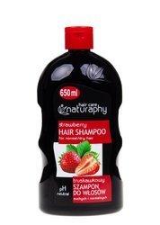 Szampon truskawkowy do włosów suchych i normalnych 650 ml