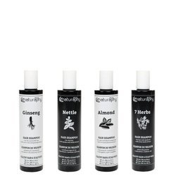 Zestaw szamponów Naturaphy ECO 4x 250ml