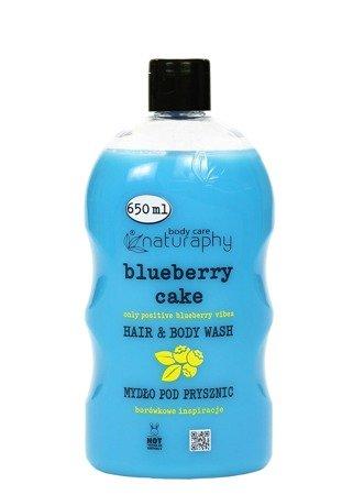 Blueberry Cake Mydło pod prysznic Borówkowe Inspiracje 650 ml