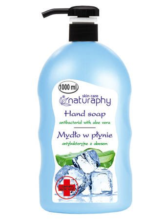 Mydło do rąk w płynie antybakteryjne z aloesem 1L