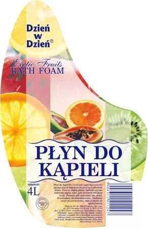 Płyn do kąpieli owoce egzotyczne 4L