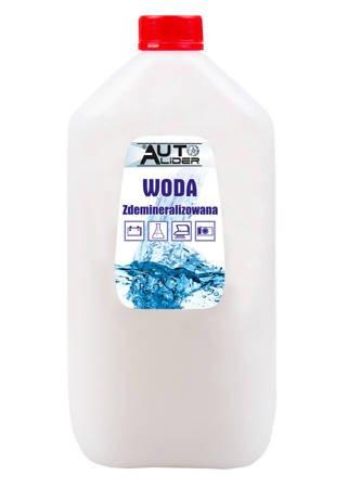 Woda demineralizowana/destylowana Auto Lider kanister 5L